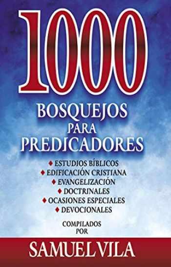 9788482674797-848267479X-1000 bosquejos para predicadores (Spanish Edition)