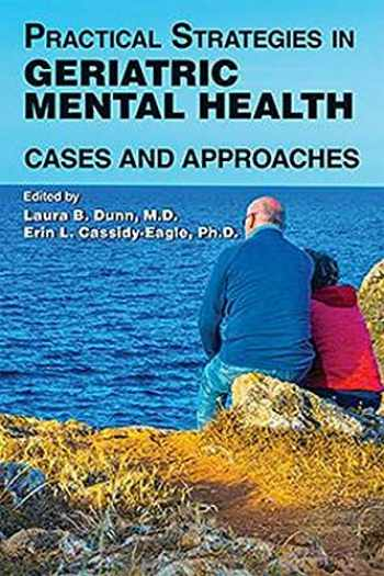 9781615371488-1615371486-Practical Strategies in Geriatric Mental Health: Cases and Approaches