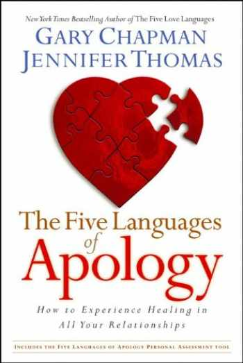 9781881273790-1881273792-The Five Languages of Apology: How to Experience Healing in all Your Relationships