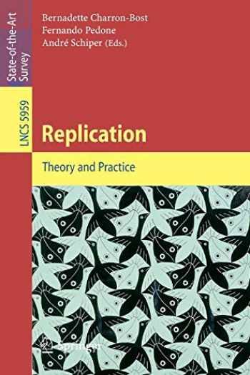 9783642112935-3642112935-Replication: Theory and Practice (Lecture Notes in Computer Science (5959))