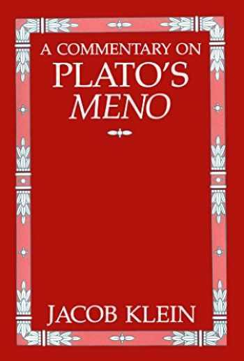 9780807873984-0807873985-A Commentary on Plato's Meno