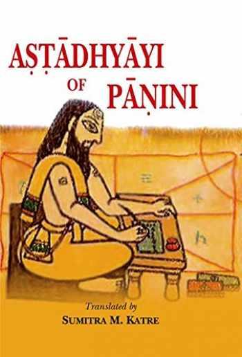 9788120805217-8120805216-Astadhyayi of Panini