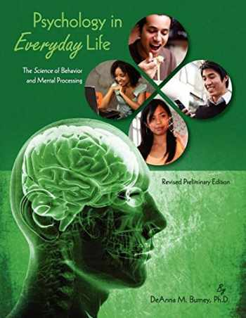 9781609275099-1609275098-Psychology in Everyday Life