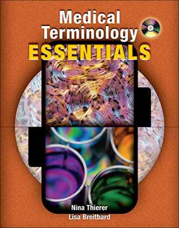 9780073256443-0073256447-Medical Terminology Essentials: w/Student & Audio CD's and Flashcards