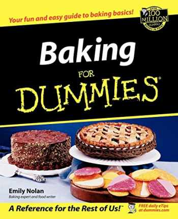 9780764554209-0764554204-Baking For Dummies