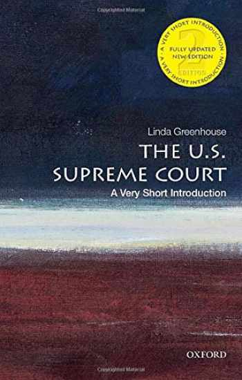 9780190079819-0190079819-The U.S. Supreme Court: A Very Short Introduction (Very Short Introductions)