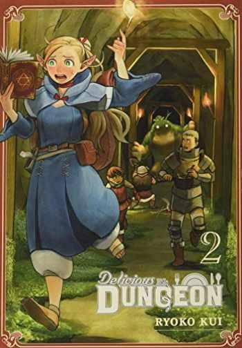 9780316473057-0316473057-Delicious in Dungeon, Vol. 2 (Delicious in Dungeon, 2)