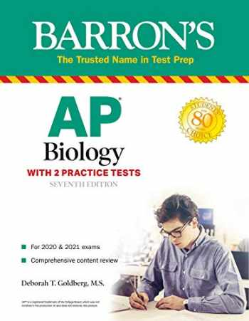9781506262093-1506262090-AP Biology: With 2 Practice Tests (Barron's Test Prep)