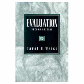 9780133097252-0133097250-Evaluation: Methods for Studying Programs and Policies, 2nd Edition