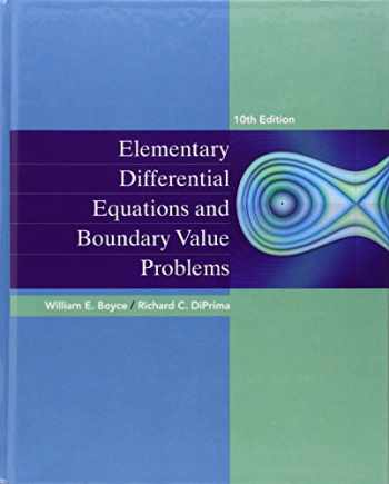 9780470458310-0470458313-Elementary Differential Equations and Boundary Value Problems