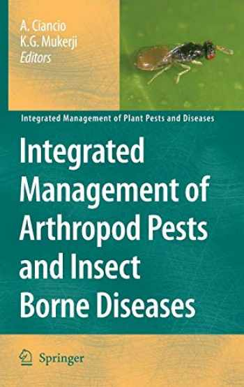 9789048124633-9048124638-Integrated Management of Arthropod Pests and Insect Borne Diseases (Integrated Management of Plant Pests and Diseases (5))