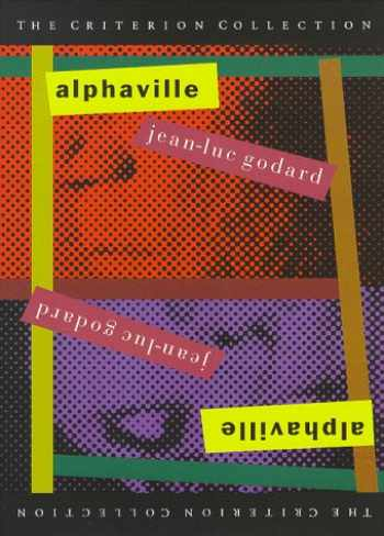 9780780021549-0780021541-Alphaville (The Criterion Collection)