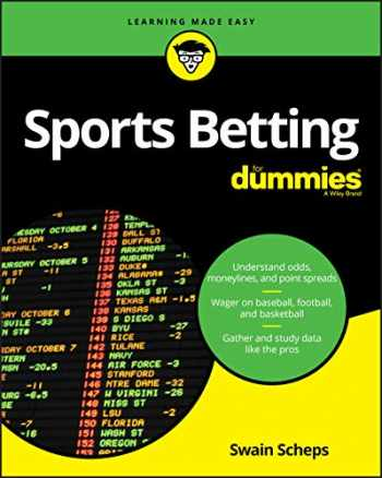9781119654384-1119654386-Sports Betting For Dummies