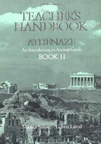 9780195069303-0195069307-Teachers Handbook for Athenaze, Book 2