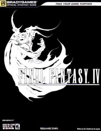 9780744010381-0744010381-FINAL FANTASY IV Official Strategy Guide (Bradygames Official Strategy Guides)