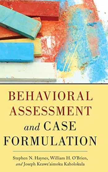 9781118018644-1118018648-Behavioral Assessment and Case Formulation