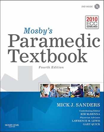 9781284029543-1284029549-Mosby's Paramedic Textbook