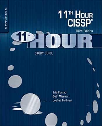 9780128112489-0128112484-Eleventh Hour CISSP®: Study Guide