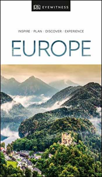 9780241408612-024140861X-DK Eyewitness Europe (Travel Guide)