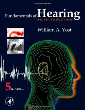 9780123704733-0123704731-Fundamentals of Hearing: An Introduction, 5th Edition