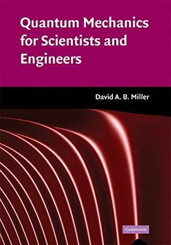 9780521897839-0521897831-Quantum Mechanics for Scientists and Engineers
