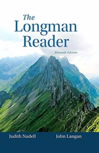 9780133862959-013386295X-The Longman Reader (11th Edition)