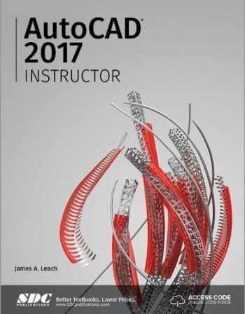 9781630570279-1630570273-AutoCAD 2017 Instructor