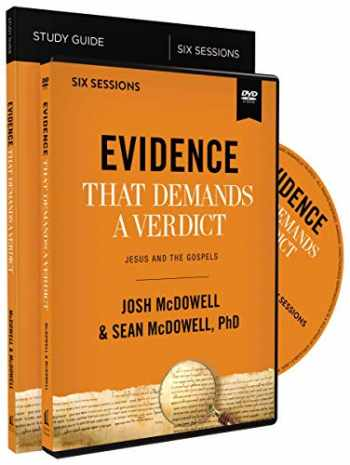 9780310096757-0310096758-Evidence That Demands a Verdict Study Guide with DVD: Jesus and the Gospels