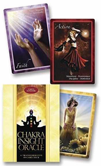 9780738742885-0738742880-Chakra Insight Oracle: A Transformative 49-Card Deck