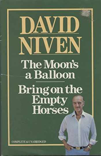 9780706421965-0706421965-The Moon's a Balloon / Bring on the Empty Horses