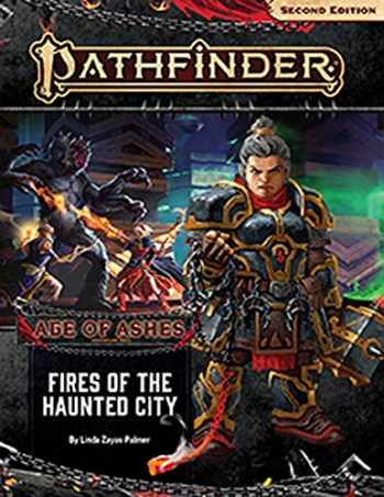 9781640781924-1640781927-Pathfinder Adventure Path: Fires of the Haunted City (Age of Ashes 4 of 6) [P2] (Pathfinder Adventure Path: Age of Ashes)