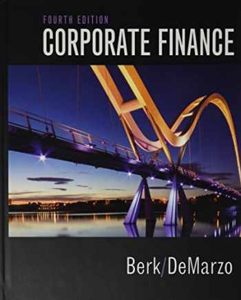 9780134408897-0134408896-Corporate Finance Plus MyLab Finance with Pearson eText -- Access Card Package (4th Edition) (Berk, DeMarzo & Harford, The Corporate Finance Series)
