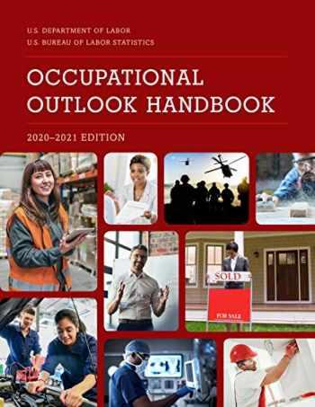 9781641433938-1641433930-Occupational Outlook Handbook, 2020-2021 (Occupational Outlook Handbook (Cloth-Bernan))