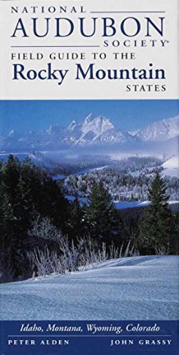 9780679446811-0679446818-National Audubon Society Field Guide to the Rocky Mountain States