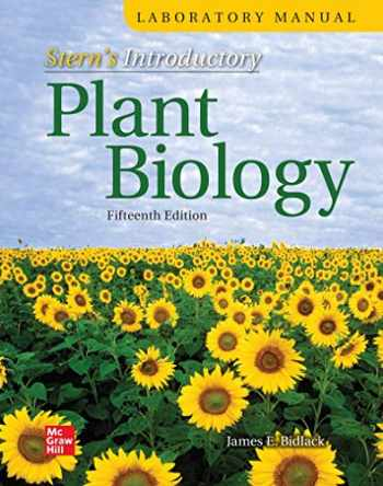 9781260488630-1260488632-Laboratory Manual for Stern's Introductory Plant Biology