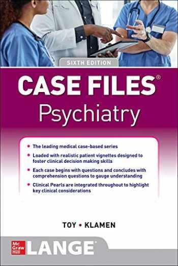 9781260468731-1260468739-Case Files Psychiatry, Sixth Edition
