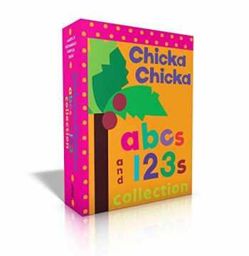 9781534425200-1534425209-Chicka Chicka ABCs and 123s Collection: Chicka Chicka ABC; Chicka Chicka 1, 2, 3; Words (Chicka Chicka Book, A)