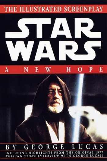 9780345420695-0345420691-A New Hope: The Illustrated Screenplay (Star Wars, Episode IV)