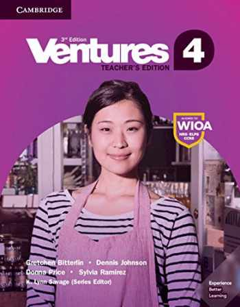 9781108685177-110868517X-Ventures Level 4 Teacher's Edition
