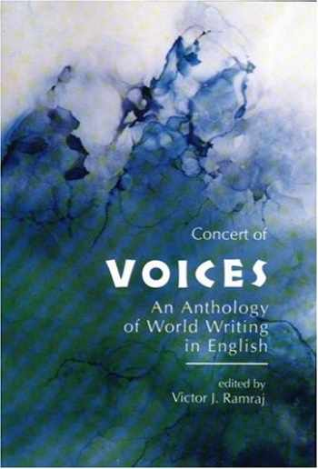 9781551110257-1551110253-Concert of Voices: An Anthology of World Writing in English