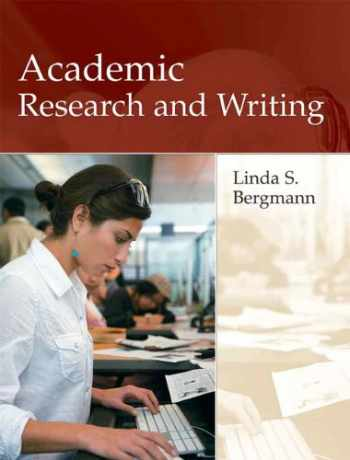 9780321091840-0321091841-Academic Research and Writing: Inquiry and Argument in College
