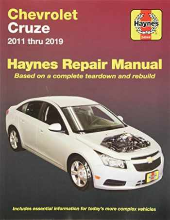 9781620921982-1620921987-Chevrolet Cruze (11-15) Haynes Repair Manual (Does not include information specific to diesel engines. Includes thorough vehicle coverage apart from the specific exclusion noted)