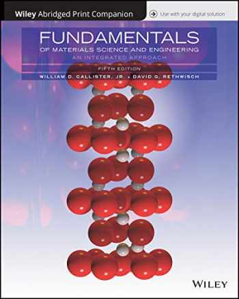 9781119470564-1119470560-Fundamentals of Materials Science and Engineering: An Integrated Approach, 5e Abridged Print Companion with WileyPlus Card Set