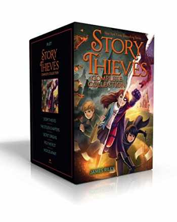 9781534442429-1534442421-Story Thieves Complete Collection: Story Thieves; The Stolen Chapters; Secret Origins; Pick the Plot; Worlds Apart