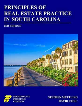 9780915777419-091577741X-Principles of Real Estate Practice in South Carolina: 2nd Edition