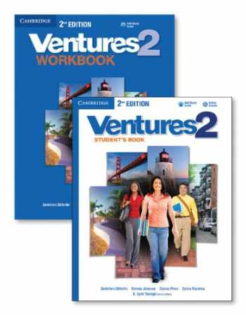 9781107659216-1107659213-Ventures Level 2 Value Pack (Student's Book with Audio CD and Workbook with Audio CD)