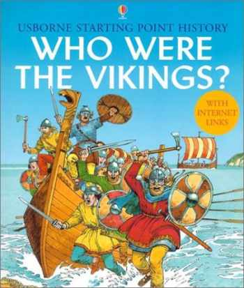 9780794501778-079450177X-Who Were the Vikings Internet-Linked (Starting Point History)