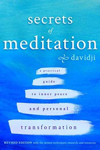 9781401953089-1401953085-Secrets of Meditation Revised Edition: A Practical Guide to Inner Peace and Personal Transformation