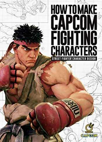9781772941364-1772941360-How To Make Capcom Fighting Characters: Street Fighter Character Design
