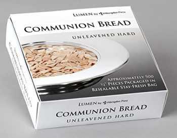 9781501848216-1501848216-Unleavened Hard Communion Bread (Box of 500): Lumen by Abingdon Press